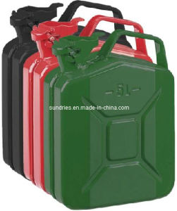 5L Erect Jerry Can, Metal Oil Bucket pictures & photos