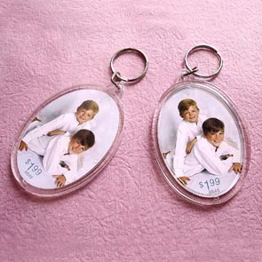 Photo Frame Keyring (YP-C029)