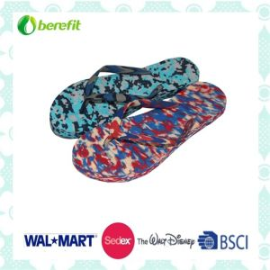 Women Rubber Slippers with Rubber Straps pictures & photos