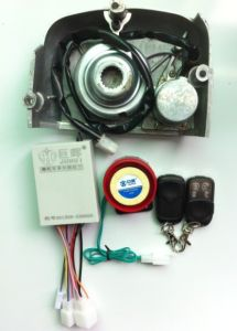 Electric Lock for Motorcycle (JH-638A)