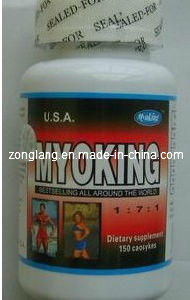 U. S. a Myoking Weight Gain Capsule Dietary Supplement pictures & photos