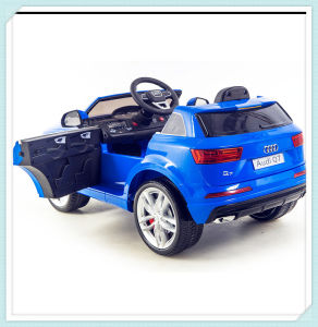 Audi Q7 Licence Toy Car pictures & photos