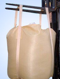 Circular PP Big bag Outer size(W*L*H):90*90*110cm pictures & photos