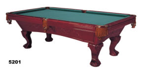 Slate Pool Table (KBP-5201) pictures & photos