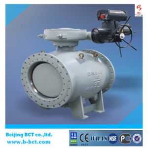 Bi-Directional Metal Seated Ball Valve Manufacturer pictures & photos
