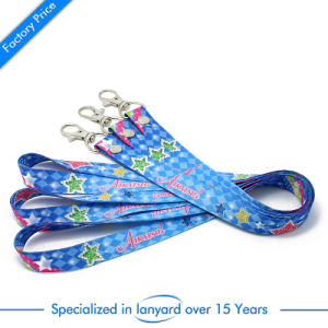 Supply Custom Promotion Event Sublimation Lanyard pictures & photos