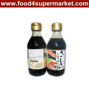 Sashimi Soy Sauce for Suhi \200ml*24 pictures & photos
