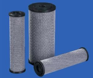 Carbon Impregnated Cellulose Filter Cartridge (water filter, water purification) pictures & photos