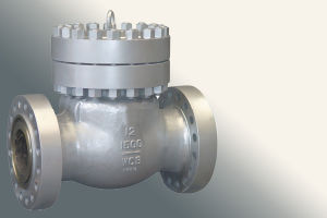 Carbon Steel Swing Type Check Valve Flange End From Class 150 to 1500