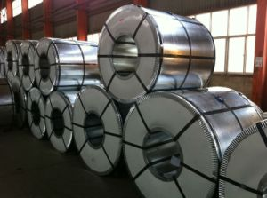 Hot Dipped Cold Rolled Galvanized Steel Coils pictures & photos