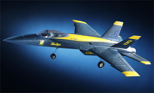 RC Plane Model Aircraft F18 Hornet (ST-D06A)