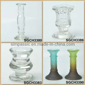 Glass Candle Stick / Candle Holder pictures & photos