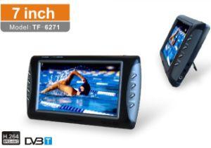 "7"" Portable HD DVB-T Digital TV (H264)"