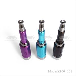 Gamucci Electronic Cigarette K101 Mechanical Mod, Stainless Telescope Mod