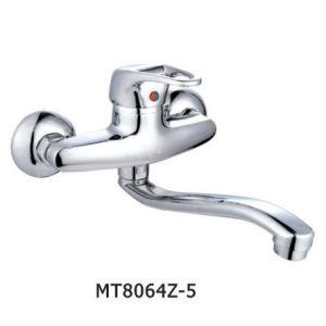 Wall-Mount Kitchen Faucet/Kitchen Tap/Kitchen Faucet Mixer (MT8064Z-5)