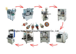 Automatic Armature Rotor Electric Motor Production Line pictures & photos