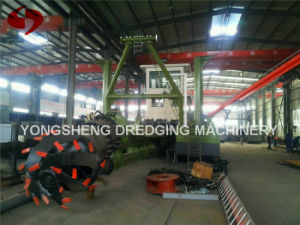 Hydraulic Cutter Head Sand Dredge Boat pictures & photos