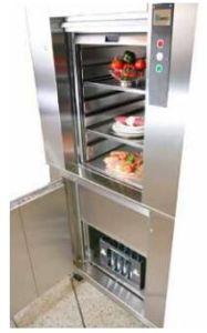 Kitchen Elevator Dumbwaiter with Speed 0.4m/S pictures & photos