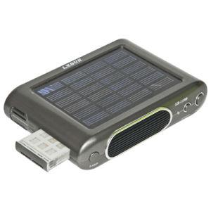 Solar Air Purifier (dark gray colour) (LX-1138)
