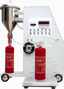 Dry Powder Extinguisher Filling Machine pictures & photos
