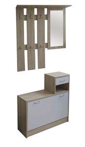 Modern Shoe Cabinet/ Wood Shoe Cabinet (XJ-6020)