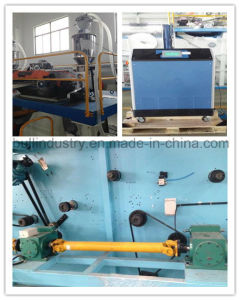 Sanitary Napkin Production Machine/Turn-Key Sanitary Napkin Factory Set up Project pictures & photos