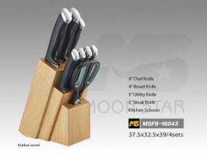 Forged Handle Series Kitchen Knife (MSF8-16043) pictures & photos