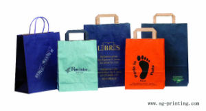 Kraft Shopping Bags (SG-PB12)
