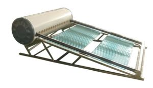 Non-Pressure Solar Water Heater (SS-420-47/1500-18) With Solar Keymark En12975, SRCC, CE pictures & photos