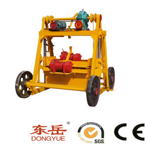 Qt40-3b Cement Brick Making Machine Price pictures & photos