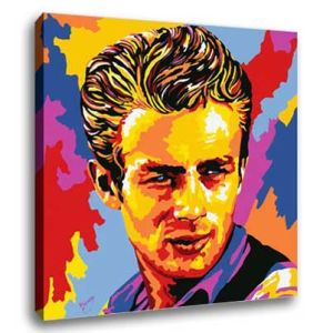 Oil Paintings - Pop Art Painting (A027)