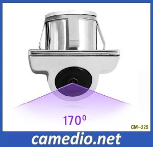 170 Degree CCD Universal Day/Night Vision Car Camera Rear View /Side View pictures & photos