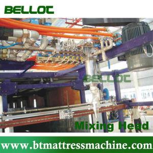 Horizontal Automatic Continuous Polyurethane Produced-Line Foam Machine pictures & photos