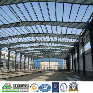 Combined Steel Structure as Workshop, Warehouse, Office pictures & photos