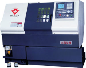 CNC Slant -Bed Lathe (CK25) pictures & photos
