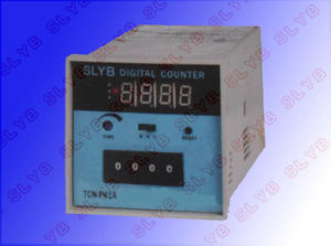 Tcn-P41A Digital Electronic Counter Meter 72*72 4-Digits