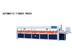 Finger Joint Tenoning Machine, Automatic