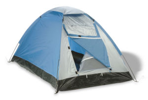 Camping Tent with Polyester Pouch pictures & photos
