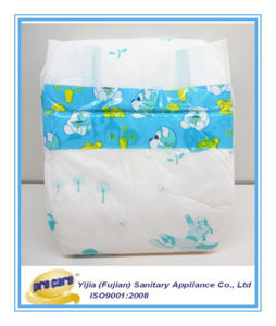 Biodegradable Bamboo Disposable Diaper pictures & photos