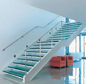 Spiral Staircase System/Stair/Glass Stair/Balustrade pictures & photos