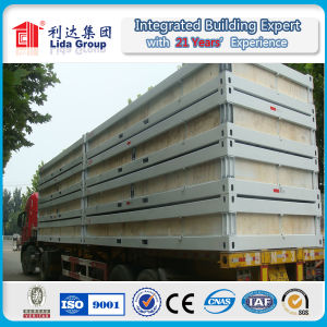 20ft/40ft Flat Packed Container House for Un pictures & photos