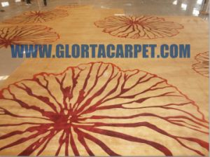 Broadloom Carpet for Hilton Hotel (Zhongshang City) pictures & photos