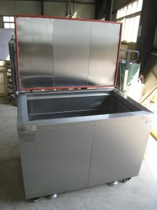 Ultrasonic Washing Machine for Combustion Engine pictures & photos
