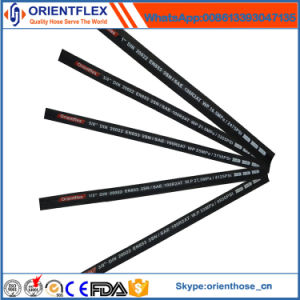 China Manufacturer Rubber Hydraulic Pipe pictures & photos
