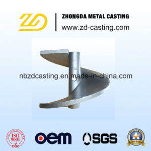 Investment Steel Casting Agricultural Machinery Parts pictures & photos