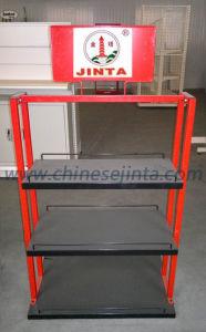 Red Display Shelf, Logistic Shelf, Cargo Shelf, Display Shelf (JT-A07) pictures & photos