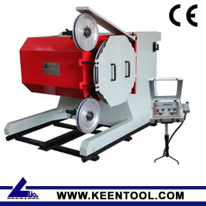 Keen Sandstone Wire Saw Cutting Machine pictures & photos
