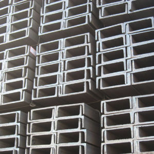 ASTM Ss400 Structural Hot Rolled U/C Channel Steel (9#) pictures & photos