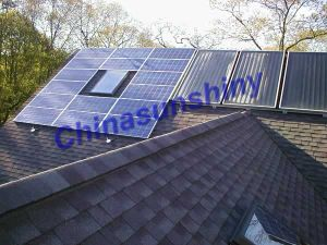 Home Solar Power Station/ Solar Farm/ Photovoltaic Station/ PV System/ Solar Generator