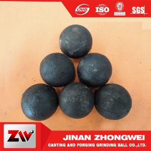 High Hardness High Chrome Cast Iron Ball pictures & photos